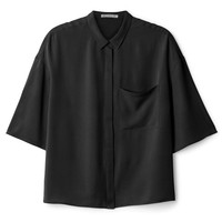 Weekday   New Arrivals   Seattle solid blouse