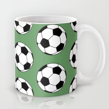 Soccer Star Mug by tzaei | Society6