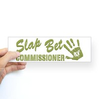 Slap Bumper Sticker
