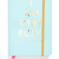 ban.do 'I Am Very Busy' 17-Month Agenda