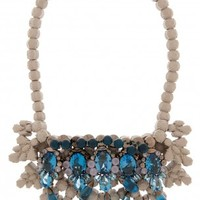 Boutique 1 - EK THONGPRASERT - Grey En Avant Necklace | Boutique1.com