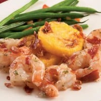 Shrimp Saltimbocca with Polenta | Eating Well