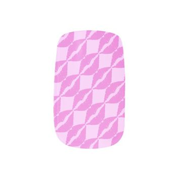 Kisses Minx Nail Art