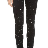 The Splatter Paint Skinny Jeans