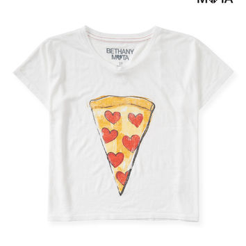 Pizza Boxy Graphic T