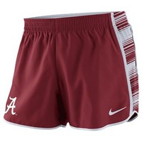Nike Alabama Crimson Tide Dri-FIT Shorts - Women's
