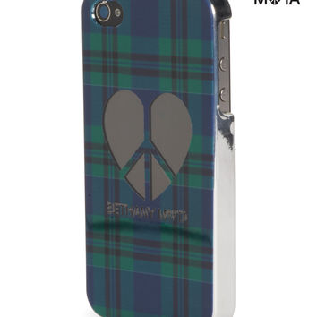 PLAID MOTAVATOR PHONE CASE