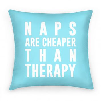 Naps Are Cheaper Than Therapy