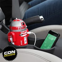 R2-D9 USB Car Charger