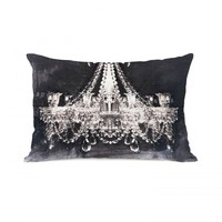 Dramatic Entrance Pillow