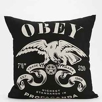 OBEY Eagle Pillow - Urban Outfitters