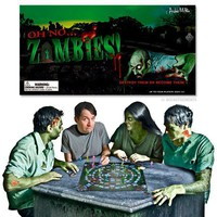On No... Zombies! Board Game