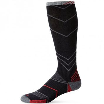 Sockwell Black Merino Wool OTC Compression Socks