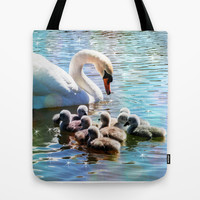CYG-NIFICANT Tote Bag by Catspaws | Society6