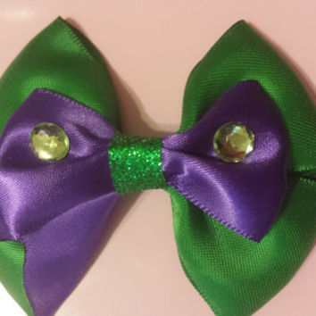 Ninja Turtle Inspired Bow