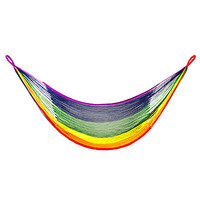 LOVE AT FIRST SWING HAMMOCK | Two Person Thai String Hammocks | UncommonGoods