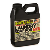 LAUNDRY SOAP FOR MEN | natural detergent, soap for men | UncommonGoods