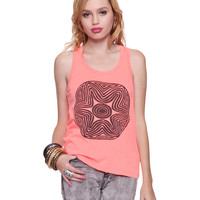 Geo Graphic Top | FOREVER21 - 2081258783