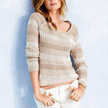 Striped Sweater - Victoria's Secret