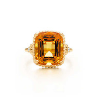 Tiffany & Co. - Tiffany Sparklers:Citrine Ring