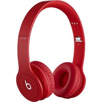 Beats by Dr. Dre - Beats Solo HD On-Ear Headphones - Drenched in Red