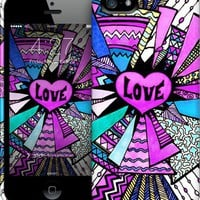 Power of Love Four - Orchid iPhone by Lisa Argyropoulos | Nuvango