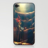 Someday iPhone &amp; iPod Skin by Alice X. Zhang | Society6