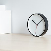MONOQI | Tick Wall Clock - Black