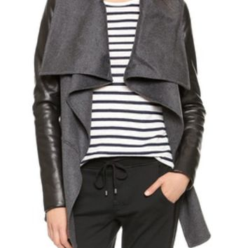 Mackage Vane Wool Jacket