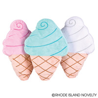 PLUSH ICE CREAM PILLOW ~ Plush ~ Pillows ~ Value Plush ~ Dancefloor Giveaways ~ Gifts and Prizes