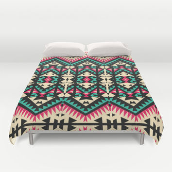 Mix #583 Duvet Cover by Ornaart
