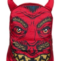 "Women's ""Soul Stealer"" Backpack by Iron Fist (Red)"