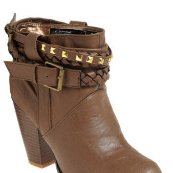 Stud-y As She Goes Boot | Mod Retro Vintage Boots | ModCloth.com