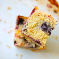 Triple Berry Pie Bars