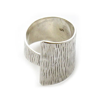 "Sterling Silver Ring | ""The Tree"" 