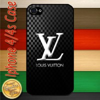 Louis Vuitton Logo LV iPhone 4 or 4S Case | Merchanstore - Accessories on ArtFire