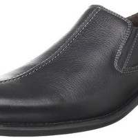 Johnston & Murphy Men`s Macomb Center Seam Loafer,Black,9 M US