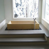 Fancy - Japanese Ofuro Bath