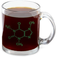 ThinkGeek :: Caffeine Mug