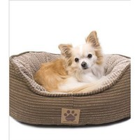 Pillow Soft Daydreamer Dog Bed - Small - 21&amp;quot; x 19&amp;quot; x 9.5