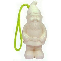 Garden Gnome Soap On A Rope - Home Furnishings - Unica Home