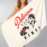 Delicious Vinyl Delicious Vinyl Beach Towel : Karmaloop.com - Global Concrete Culture
