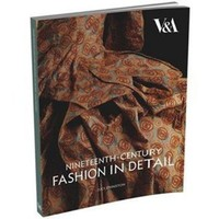 Amazon.com: Nineteenth Century Fashion in Detail (9781851775729): Lucy Johnston: Books