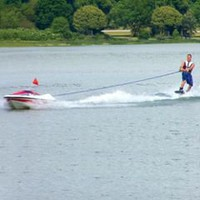 The Skier Controlled Tow Boat - Hammacher Schlemmer $17,000