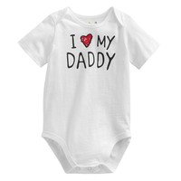 Jumping Beans I Love My Daddy Bodysuit - Baby