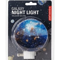 FOREVER 21 Milky Way Night Light Blue/Multi One
