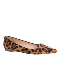 COLLECTION HARPER CALF HAIR FLATS