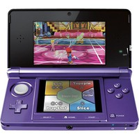 Nintendo - 3DS Midnight Purple