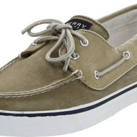 Sperry Top-Sider Women`s Bahama 2-Eye Boat Shoe,Chino/Oyster,6 M US