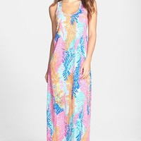 Lilly Pulitzer® 'Betty' Pima Cotton Maxi Dress | Nordstrom